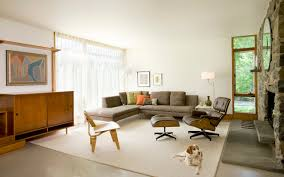Mid century interior design and the design of the interior to the home draw  with zauberhaft