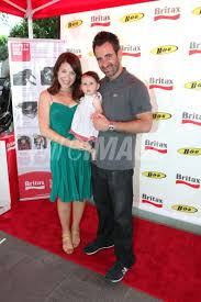 Actress Marla Sokoloff husband Alec Puro and daughter Elliotte Anne at...    WireImage   151597130