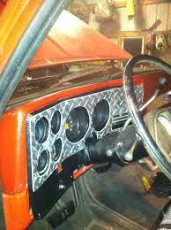 73 Chevy diamond plate dash | 73 Chevy | Pinterest | Chevy, k5 Blazer and  4x4