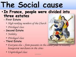 french revolution causes abhishek 4 the social cause