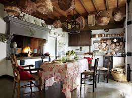 dining room table tuscan decor. Furniture Dining Room Table Tuscan Decor Unbelievable Kitchen Decoration Design Ideas Using Aged Grey Stone Wall T