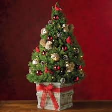 Small Christmas Trees Decorated 43 With Small Christmas Trees Christmas Trees Small