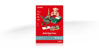 Матовая <b>фотобумага</b> Matte <b>Photo Paper</b> MP-101