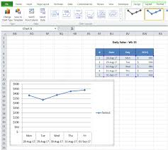 Excelmadeeasy Link Chart Title And Cell Value In Excel