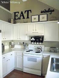 All White Kitchen Designs Decoration Awesome Ideas