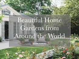 house beautiful garden