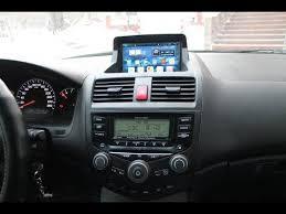 <b>Штатная магнитола Honda</b> Accord CL7, CL9 - YouTube