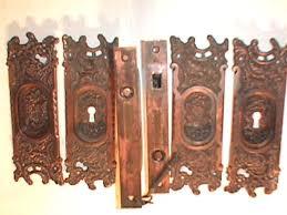 antique door hardware. Item #PLOCK1 · Antique Restoration Hardware, Door Hardware C