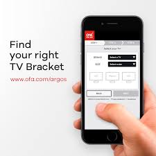 find your ideal tv bracket in a few easy steps