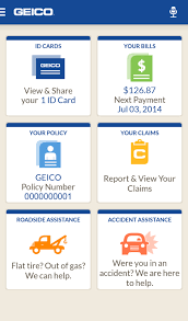 all new geico mobile more personal more functional more fun business wire
