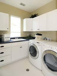 Bathroom:Best Laundry Room Design With Sliding Ironing Board And Smart  Clothes Hook Idea White