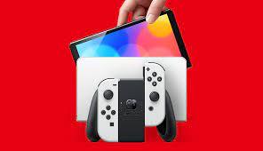 Nintendo unveiled Nintendo Switch OLED ...