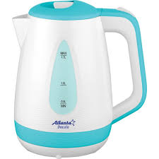 Электрический <b>чайник ATLANTA ATH</b>-<b>2376</b> (blue), 1.7 л в Москве ...