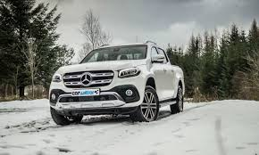 Mercedes X Class Review - carwitter