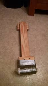 carpet stretcher. made knee p carpet stretcher rude and crude but it make your own