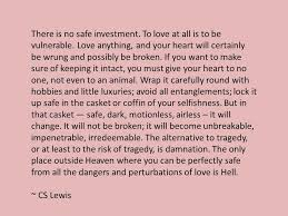 Cs Lewis Quotes On Love Inspiration Love Explained By CS Lewis Claire Enough