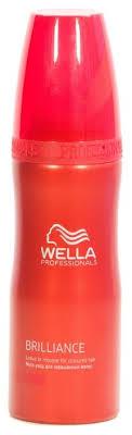 <b>Wella Professionals</b> BRILLIANCE <b>Мусс</b>-<b>уход для</b> окрашенных ...