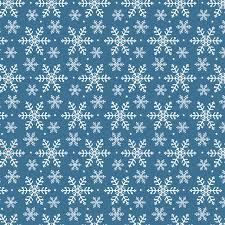 Winter Snowflakes Free Seamless Vector Pattern Creative Nerds