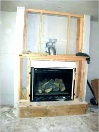 direct vent gas fireplace installation cost install to a adding bedroom f