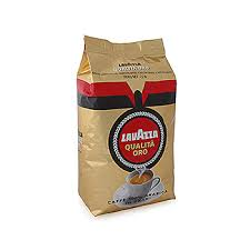 "<b>Кофе в зернах Lavazza</b> ""Qualita Oro"" 1 кг Италия - купить c ..."