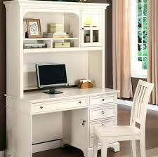 computer hutch home office traditional. Home Computer Desk With Hutch Office Traditional White