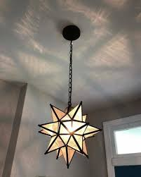 star pendant lighting star chandelier