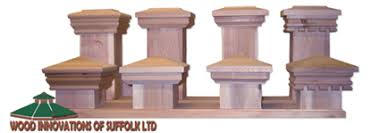 decorative fence post. Cap Decorative Post | Wood Fence Postcaps Deck F