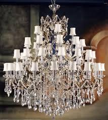 awesome crystal chandeliers swarovski victoria homes design swarovski crystal chandeliers for