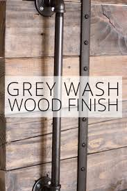 Grey Wash Wood Stain Grey Wash Wood Finish How To Get The Grey Distressed Look On