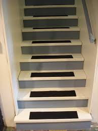Painted Stairs Color Painted Stair Risers Pictures Latest Door Stair Design