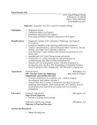 Sample Resume Format For Nurses Best Of Lvn Resume Samples Resume Examples Lvn Sample Resume Home Health 24