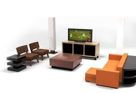 contemporary dollhouse furniture. Miniature Modern Furniture Ideas About Contemporary Dollhouse L