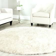 fluffy white area rug. Exellent Area Beautiful Fluffy White Area Rug Circular Shag Circle Shaggy Large  Round Inside R