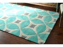turquoise and white striped rug teal rugs area