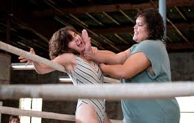 GLOW Unpacking Alison Brie s Two Big Rebellious Topless Scenes.
