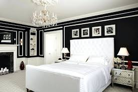 elegant bedroom ideas always black and white for small rooms
