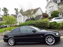 BMW Convertible bmw 330 black : IMMACULATE! (2002) BMW 330 Ci M SPORT Auto - BLACK - BLACK LEATHER ...