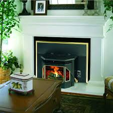 englander 28 5 in 2000 sq ft pellet burning fireplace insert 25 pellet burning fireplace insert 25 epi the home depot