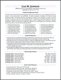 Apartment Manager Resume Sample Resume Sample Web