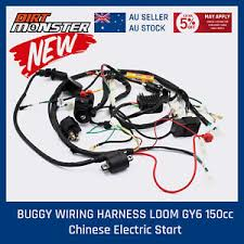buggy wiring harness loom gy6 150cc chinese electric start kandi go details about buggy wiring harness loom gy6 150cc chinese electric start kandi go kart dazon