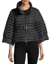Quilted Cropped Jacket | Neiman Marcus & Quick Look. Emporio Armani · Cyber Underwater Reversible Quilted Cropped  Puffer Jacket Adamdwight.com