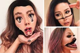 vancouver makeup artist mimi choi counts celebs such as snoop dogg as fans of her optical illusion style