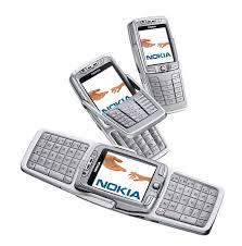 Nokia E70 Mobile Phone (2005)