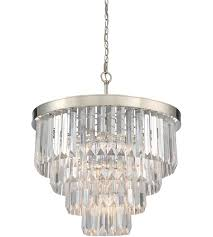 savoy house 1 9800 6 109 tierney 6 light 25 inch polished nickel chandelier ceiling light