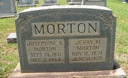 Josephine Rosetta Martin Morton (1871-1944) - Find A Grave Memorial