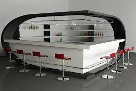 white home bar furniture. Image Of: Home Bar Table Modern White Furniture N