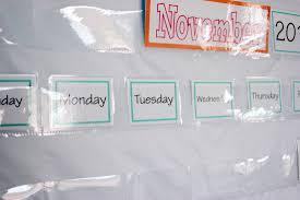Tutorial 5 Pocket Chart Calendar