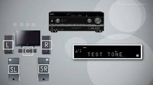 how to set up a home theater system using a receiver