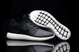 2016 nike roshe two leather white black 1 mens womens running sport shoes dc003744