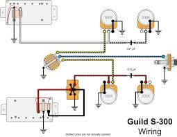 guild s300 wiring gad s ramblings guild s300 wiring